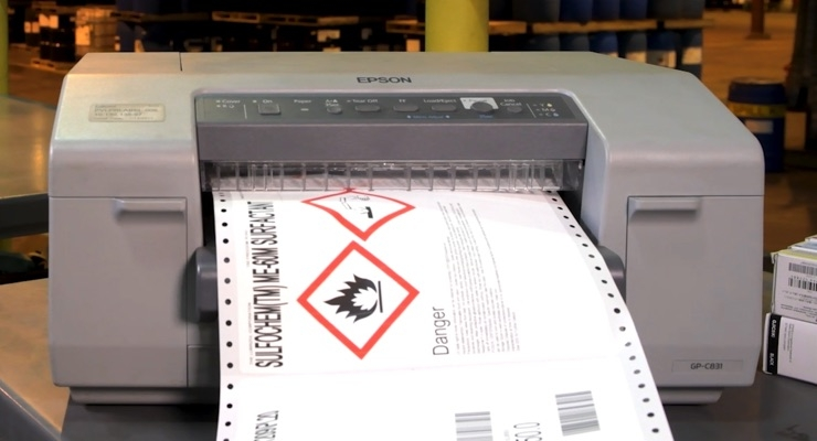 How to Choose a Commercial & Business Label Printer