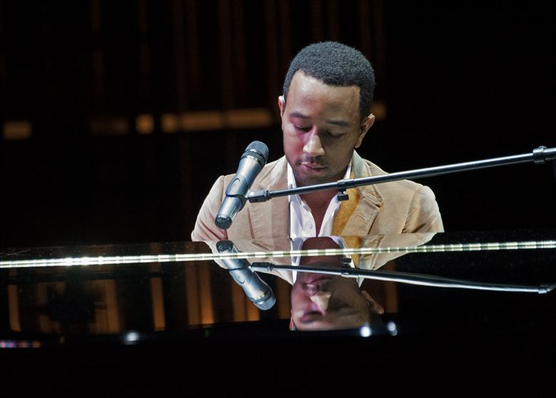 John Legend and your Time Perfect With the His Voice